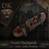 >> DK << Blind Skater Backpack (Unisex)
