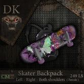 >> DK << Skater Backpack (Female)