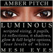 Mayfly - Luminous - Mesh Eyes (Amber Pitch)