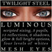 Mayfly - Luminous - Mesh Eyes (Twilight Steel)