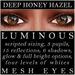 Mayfly   luminous   mesh eyes %28deep honey hazel%29