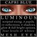 Mayfly   luminous   mesh eyes %28capri blue%29