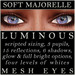 Mayfly - Luminous - Mesh Eyes (Soft Majorelle)