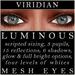 Mayfly - Luminous - Mesh Eyes (Viridian)