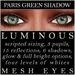 Mayfly - Luminous - Mesh Eyes (Paris Green Shadow)