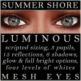 Mayfly - Luminous - Mesh Eyes (Summer Shore)