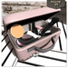Special price limited !! Follow US !! Beauty box vanity - Pink COPY version