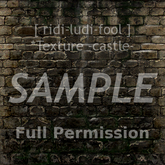 Texture 【CASTLE】 series ★ *wall 7-2 / Full permission