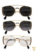 -FAUN- Vintage Ferren Frames -Gold-