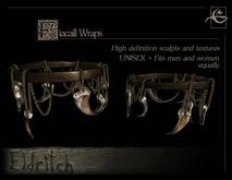 .Eldritch. Fiacaill Wraps