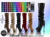 The Ultimate Boots - Rigged - 75 Colors with HUD