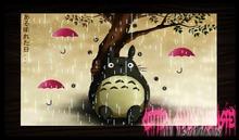 {C.C.M.} Totoro Animated Picture