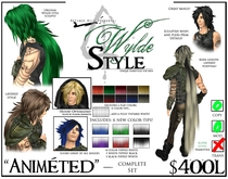 - Animéted - A Wylde Style by Khyle Sion at ~Refined Wild~