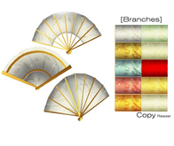 [ity.] China - Fan Branches (3 pack 10 textures)