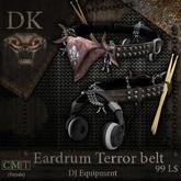 >> DK << Eardrum Terror Belt (Female)