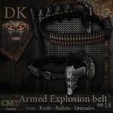 >> DK << Armed Explosion Belt (female)