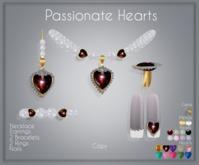 Moondance Jewels Passionate Hearts
