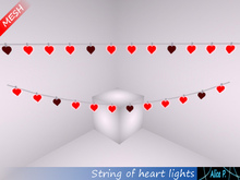 Alice P. - String of heart lights