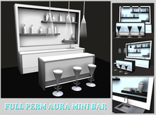 {XO} Full Perm Aura Mini Bar