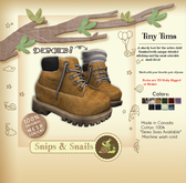 .S&S. Tiny Tims - Wheat