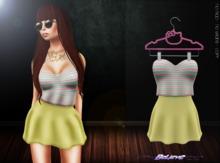 * [BE] - Yellow dress *** VALENTINES 24h PROMO 10L ***