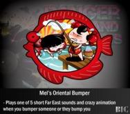 Mel's Oriental Bumper