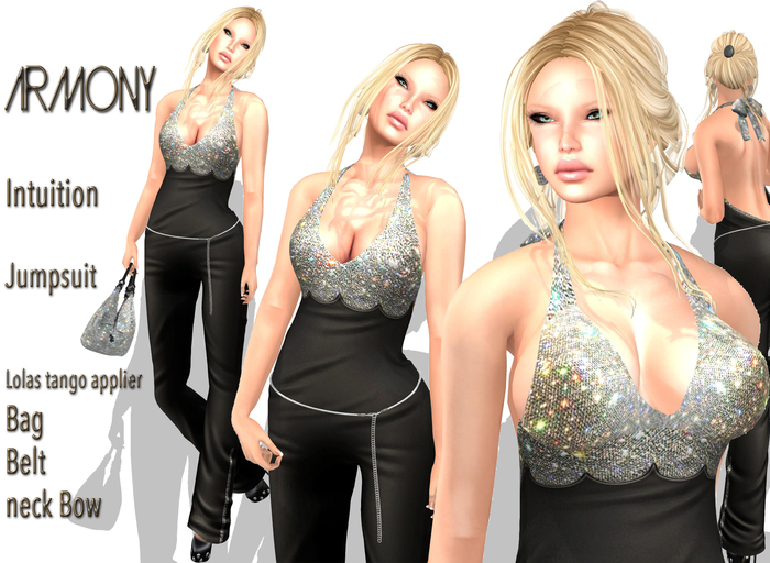 ***ARMONY  Intuition Outfit ~ (Lolas tango Applier)