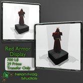 Red Armor Transfer