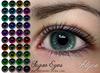Sugar Eyes - (Mesh Eyes) - Fatpack - Blue, Brown, Black, Green, Honey, Purple, Hazel, Yellow