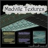 Madville Textures - Ornamental Metal Textures, Bronze, Green Copper, Cast Iron, Multipack