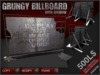 Grungy Billboard  (unbox me)