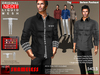 iNEDIT-Men0102 *Shameless* ~ LIQUID Mesh Outfit for Men 100% Original iNEDIT