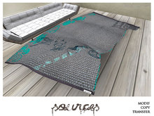 """""""RUG 7"""" GREY ASIA by """"Sources""""  PG - PRIM - BOX - Copy and Modify"""