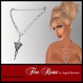 fR woman necklace Arwen. Dollarbie, freebie, free, gift, jewel, jewelry, br