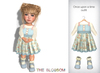 .The Blossom. Once upon a time outfit Toddleedoo avatars only!