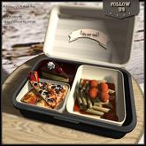 Special price marketplace !! Follow US !! Meal box - Italian pasta COPY version