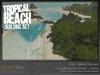 Tropical beach set 6