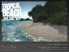 Tropical beach set 2