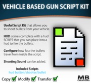 Vehicle Based Gun - Script Kit