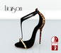 Cassia sandal (leoprint)