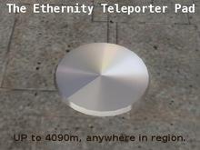 Eternity Teleporter Pad V 1.3.0