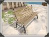 Park bench (Mesh)