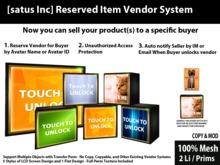 [satus Inc] Reserved Item Vendor System