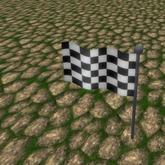 Finish / Final Flag (animated)