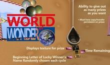 WoW Wonder Chair (Random Prize Giver)