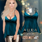 "[demo] - night's full perm rigged mesh nblouse 6""AURA"""