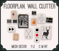 floorplan. wall clutter [boxed]