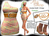 *Aly's Shop* Kandy Outfit - Orange