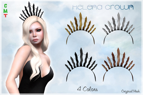 LUAS HELENA CROWN PACK jewelry