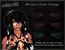 ::DarKCatZ:: Whiskers (Color Change)